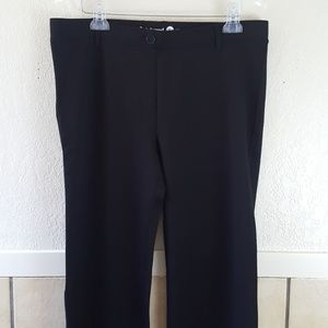 Dress Pant Yoga Pants Straight-Leg • Classic XL